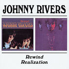 Rewind/Realization by Johnny Rivers (Pop) (CD, Apr-1997, Beat Goes On)