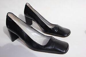 lo último c4f92 b7910 Detalles de Ursula Mascaró Charol Zapatos Taco Medio UK 6.5 EU 39.5- ver  título original