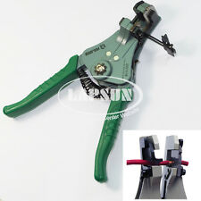 Automatic Wire Cable Lead Stripper Set Strip Tool Cutter 18 14 12 10 Awg 200101b