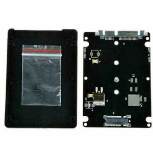 Black-B-M-key-Socket-2-M2-NGFF-SATA-SSD-to-25-SATA-with-Adapter-O5U8-O3-O0W0