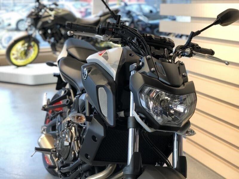 Yamaha, MT-07, ccm 690