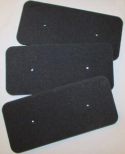 2 x Filter Schwammfilter Filtermatte Kondenstrockner Candy Hoover 40006731