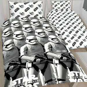 Star-Wars-The-Force-Awakens-Single-Double-ROTARY-Duvet-Cover-Bed-Set