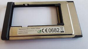 Express Card 34mm zu PCMCIA Adapter - Denkendorf, Deutschland - Express Card 34mm zu PCMCIA Adapter - Denkendorf, Deutschland