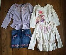 Gap desert rose 4t girls skirt and top lot. (Read description)