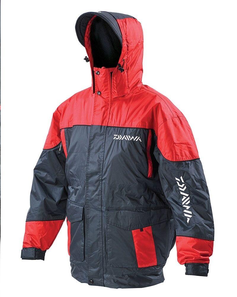Daiwa Stormbelk Thermale Jasje --All afmetings --Fishing Clothing --DSBTJ