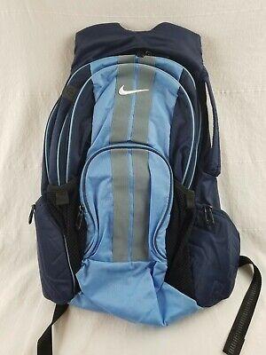 Nike Air Backpack blue air bubbles 64