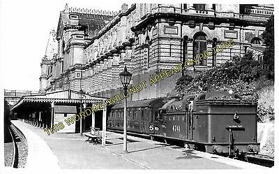 Muswell Hill and Highgate Line GNR. 1 Alexandra Palace Railway Station Photo