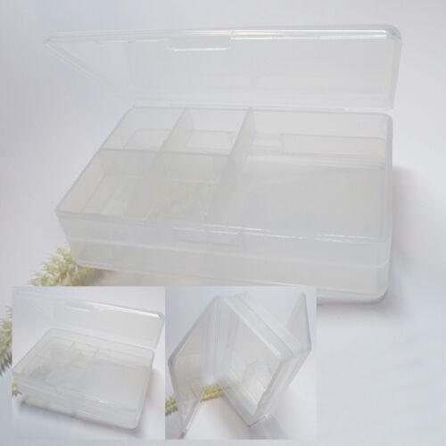 Perlenbox anneaux ** sélection ** plastique perles tri rangement