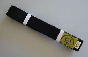 Guertel-schwarz-Aikido