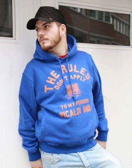 Picaldi Hoody Sweater 2022 blue bluee NEU   NUR    Günstiger SONDERANGEBOT