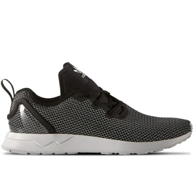 Adidas ZX Flux Adv Asymmetric S79054 black halfshoes