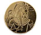 2017 1 oz .9999 Gold King Tut Coin - CertiLock Assay COA BU #A419