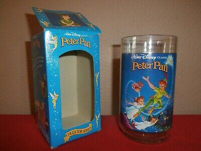 Peter Pan Disney Collector/'s Glass Burger King
