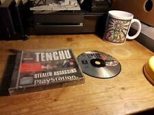 Tenchu Stealth Assassins - Sony Playstation 1 (1998) ps1