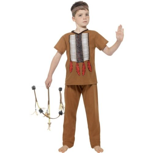 Boys Girl World Book Day Costumes Indian Cowboy Peter Horrid Pirate Fancy Dress