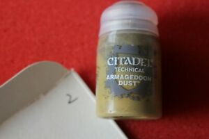 Games Workshop Citadel Technical Armageddon Dust Paint 24ml BNIB New Sealed GW