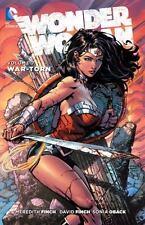 Wonder Woman Hc Vol 7 War-Torn New / Factory Sealed Dc David Finch hardcover
