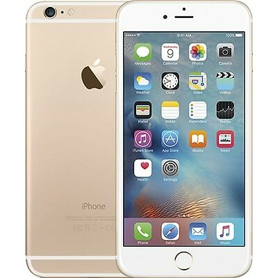 Apple iPhone 6 Plus 128GB-gold