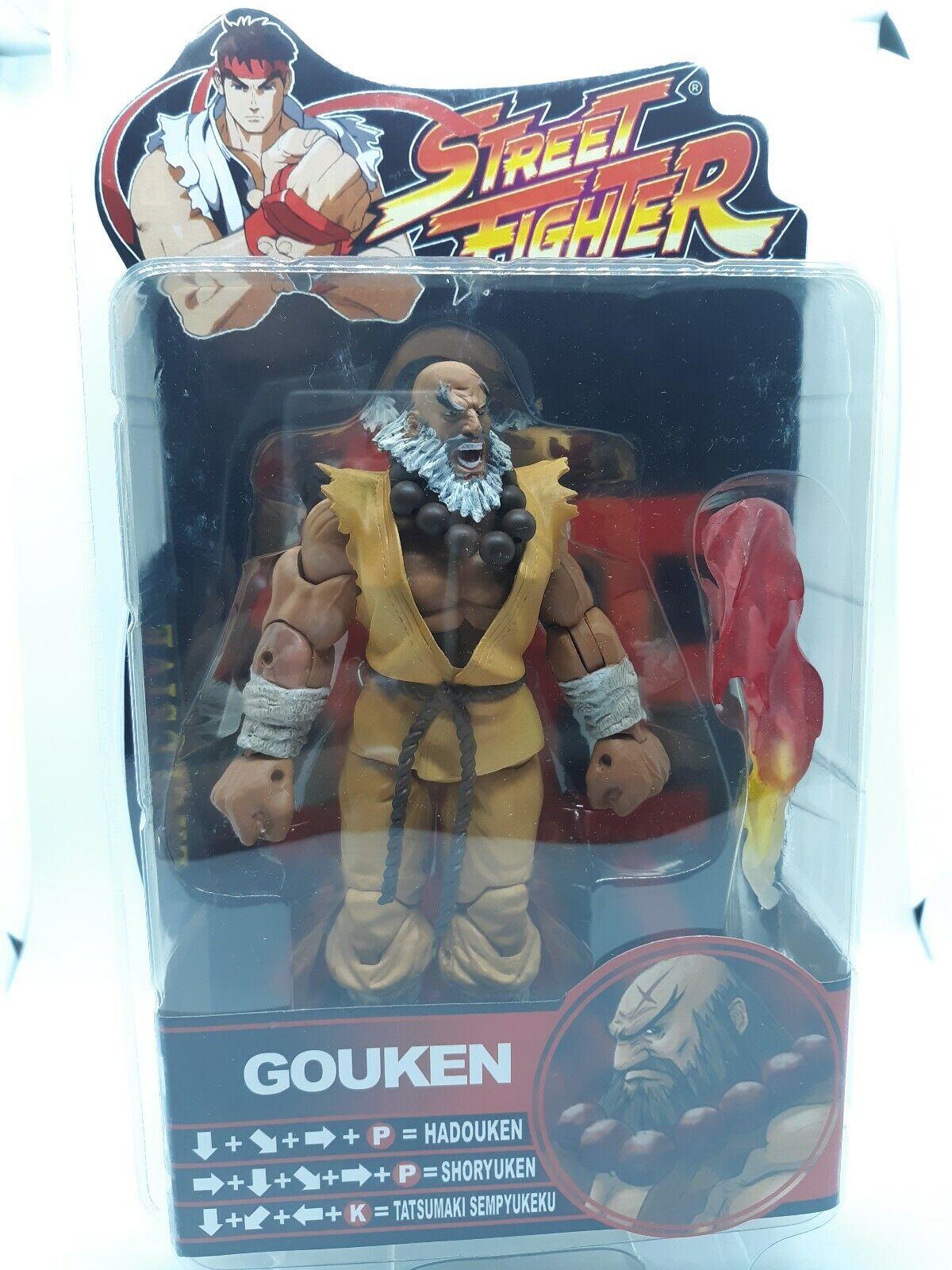 Sota Capcom Street combatiente Gouken gituttio variant exclusive A38