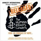 iReleased The Human Rights Concerts an Embrace of Hope 1990 Various Artis