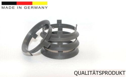 4 anillas de centrado 60,1 x 57,1 mm AEZ Dotz discretamente enzo Brock mim AUDI VW SEAT SKODA