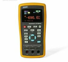 Lcr Meter Tester Capacitance Inductance Handheld Frequency 100khz Measurement