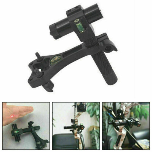 Details about  /Archery Center Laser Sight Aligner Alignment for Compound Bow Huntin Portable US