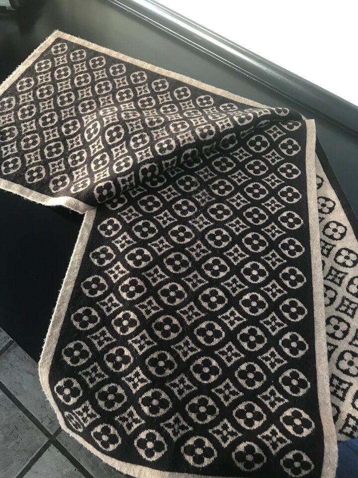 67adbda0909 Halstørklæde, Louis Vuitton , – dba.dk – Køb og Salg af Nyt og Brugt