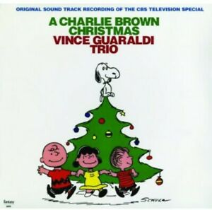 Vince-Guaraldi-Trio-A-Charlie-Brown-Christmas-New-Vinyl-LP