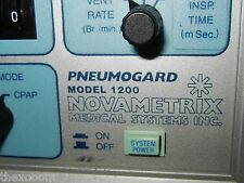 Novametrix-PneumoGuard 1200  - Airway Pressure Monitor