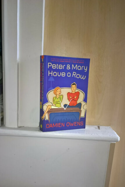 Peter and Mary have a Row; by Damien Owens