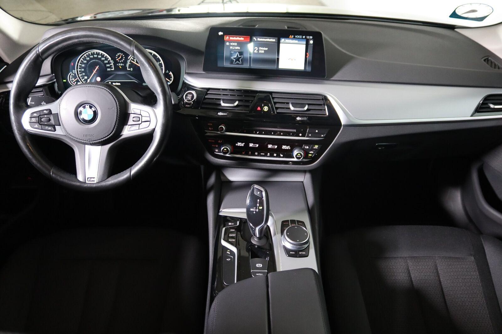 BMW 520d 2,0 Touring aut. - billede 7