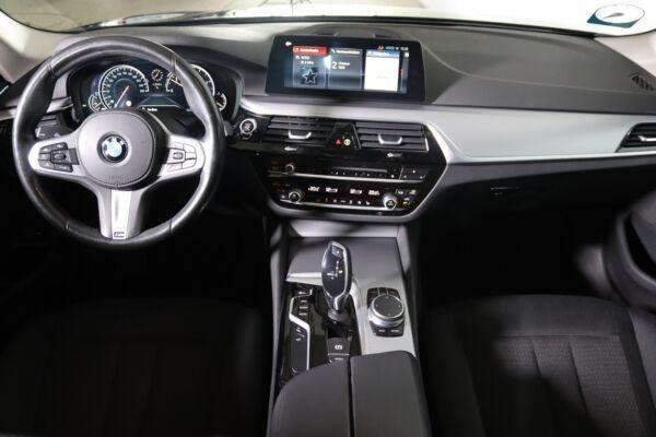 BMW 520d 2,0 Touring aut. billede 7