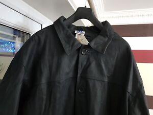 'rex' Noir3xlt Adidas En Veste Nwt Cuir N8OknPZ0wX