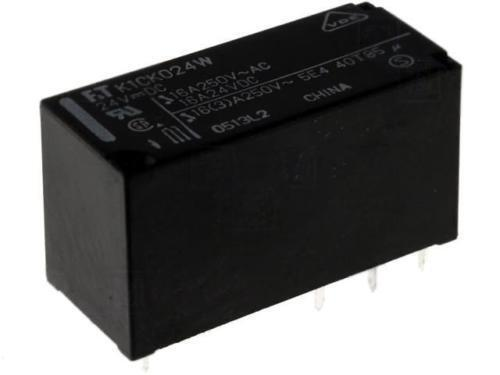 FTR-H1CA012V  Relay electromagnetic SPDT Ucoil12VDC 10A//250VAC FUJITSU-TAKAMISA