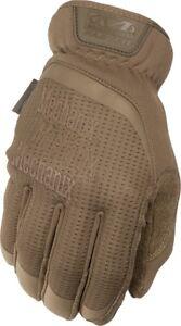 GroßZüGig Mechanix Wear® Fastfit Handschuhe Tactical Allround Army Coyote Gloves Gr. S