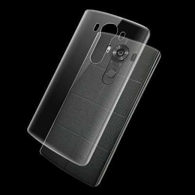 Ultra thin Transparent Clear Silicone Soft Gel Skin TPU Case Cover For LG Phone