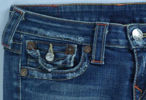 vita 27 fiammata da strappati a a bassa Religion vita Jeans donna True Joey Sz FHwAOX