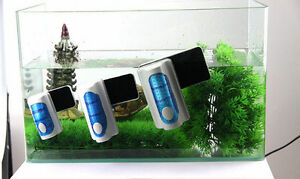 In Design; Hearty Efficient Floating Magnetic Brush Aquarium Fish Tank Glass Algae Scraper Clean H Novel