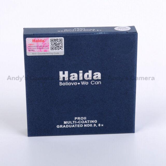 Haida 58mm PRO II MC Soft Graduated ND 09 GC GRAY Glass Neutral Density Filter