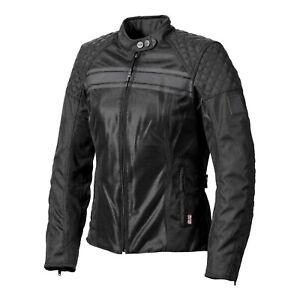 Triumph-Ladies-Waldron-Black-Mesh-Textile-Motorcycle-Jacket-NEW-MLTS20104