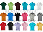 NWT AEROPOSTALE A87 Embroidered Aero Mens Logo Solid Pique Polo Shirt T-Shirt