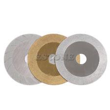 100mm Diamond Coated Glass Grinding Cutter Saw Blade Wheel Disc Rotary Tool WT7n