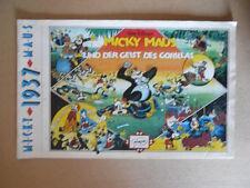 MICKY MAUS 1937 Und Der Geist Des Gorillas - Reprint in Tedesco  [G322] BUONO