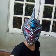 Mask Brown Guyver Dark Hero 2 Halloween Costume Cosplay Fancy Latex New Unisex