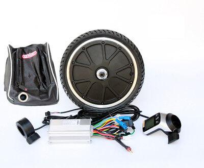 250W Electric Scooter Motor Wheel Conversion Kit Mini Bike 45mm Motor Kit  Wuxing | eBay
