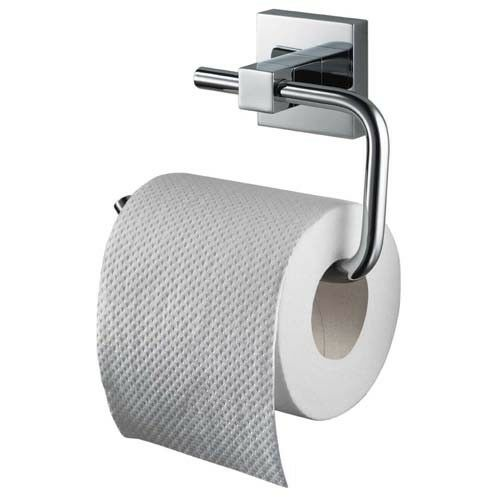 Haceka Mezzo Chrome Toilet Roll Holder 1118010 Opruimingsprijs