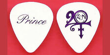 PRINCE-ARTIST FORMERLY KNOWN AS--WELCOME 2 AMERICA TOUR GUITAR PICK--VERY RARE!