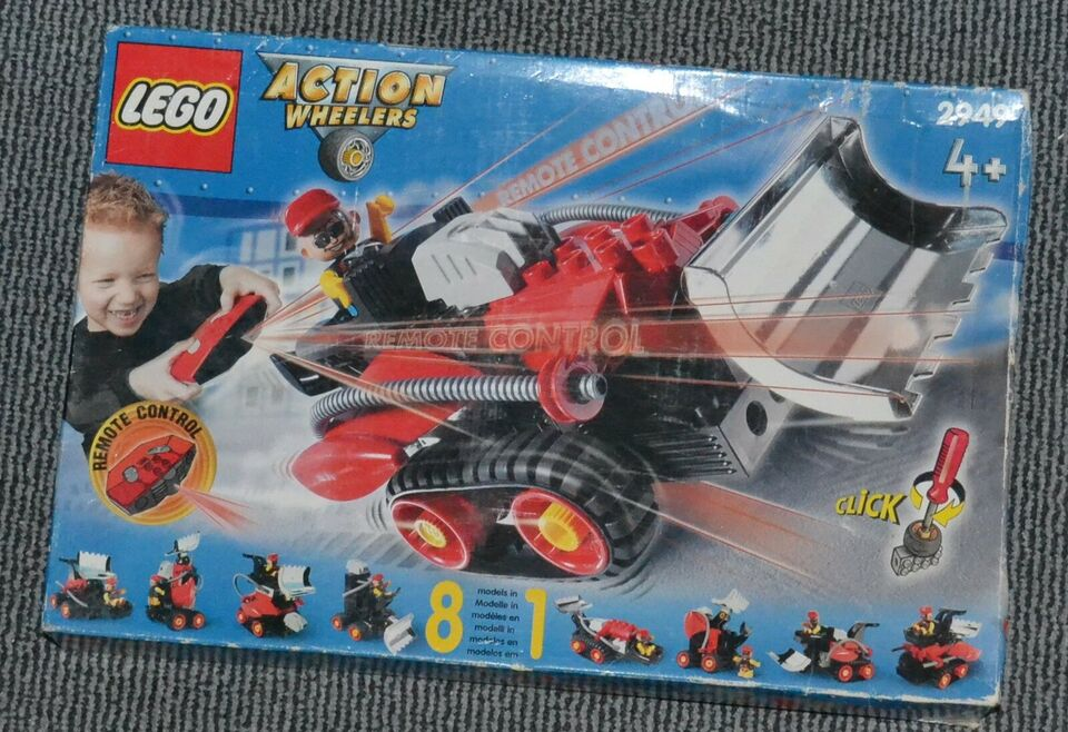 Lego andet, Lego Explore 2949
